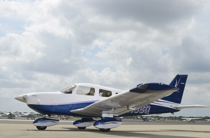 Private Pilot Training in Orlando on a 2013 Piper Archer LX